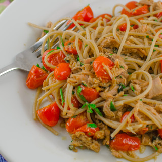 Pasta With Canned Tuna