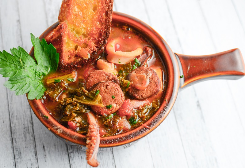 Portuguese Seafood Stew - Food e File