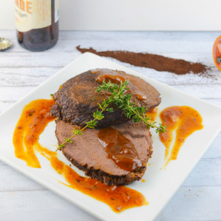 BBQ Braised Pot Roast