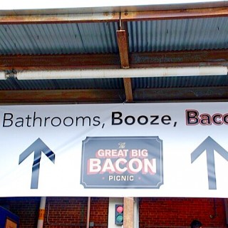 Purveyors Of Pig:  The Great Big Bacon Picnic