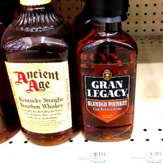 The Bottom Shelf: Gran Legacy Whiskey
