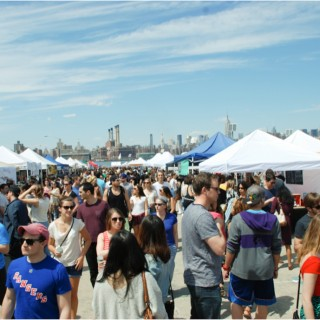 SMORGASBURG: Brooklyn's Biggest Buffet